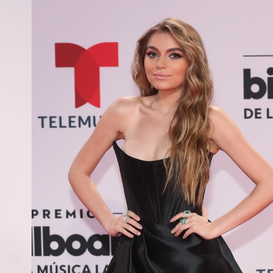 Christian Chávez, Sofía Castro, Premios Billboard 2020