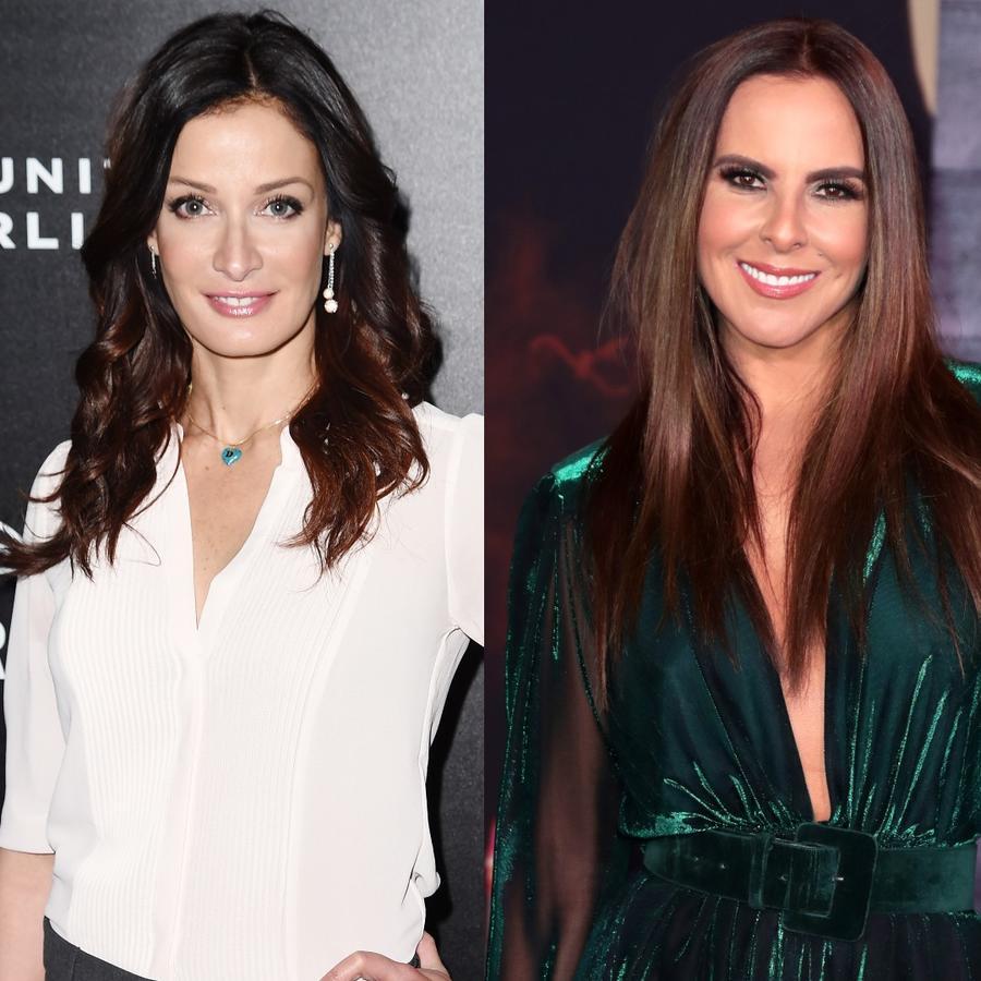 Dayanara Torres, Kate del Castillo, Kendall Jenner