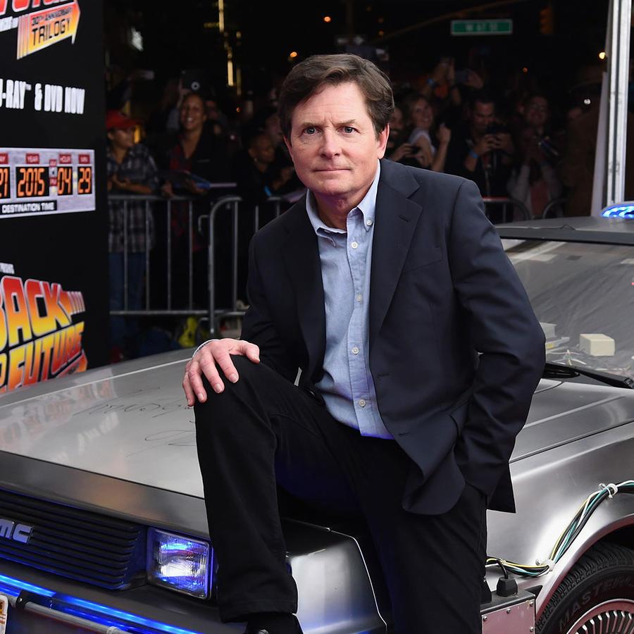 Michael J. Fox 2015