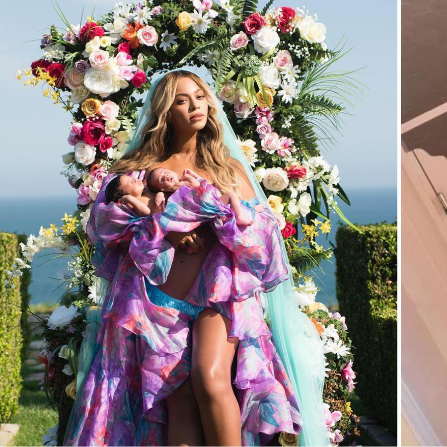 Beyoncé y Serena Williams embarazos prematuros