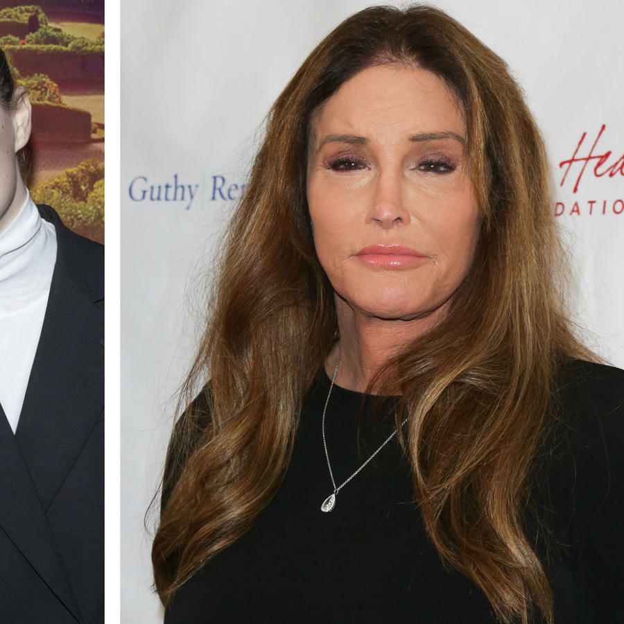 Elliot Page y Caitlyn Jenner