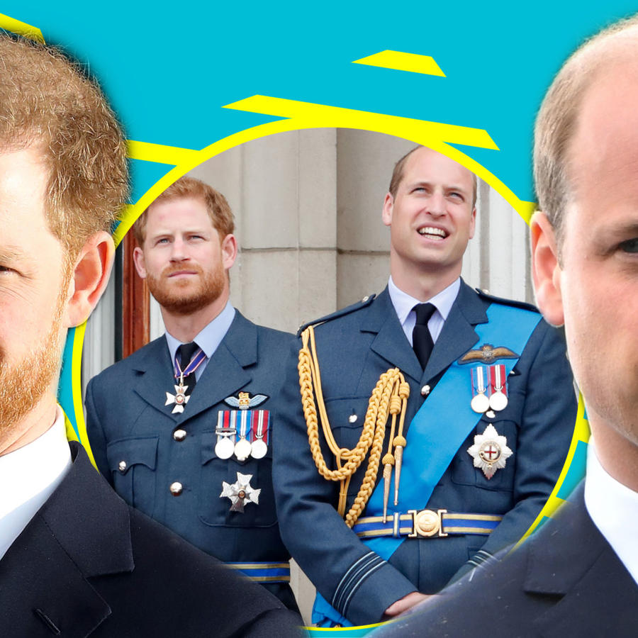 William y Harry: su pleito no cedería ni por el príncipe Felipe