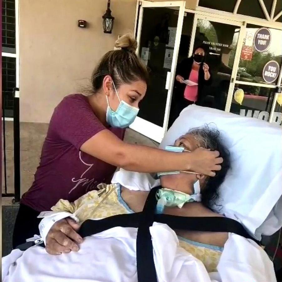 Mujer asegura que regresó de la muerte en Arizona