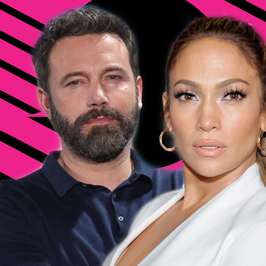 Ben Affleck and Jlo