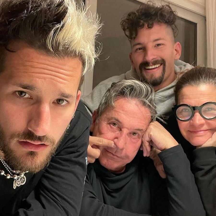 Mau, Ricky, Ricardo Montaner, Marlene Rodriguez