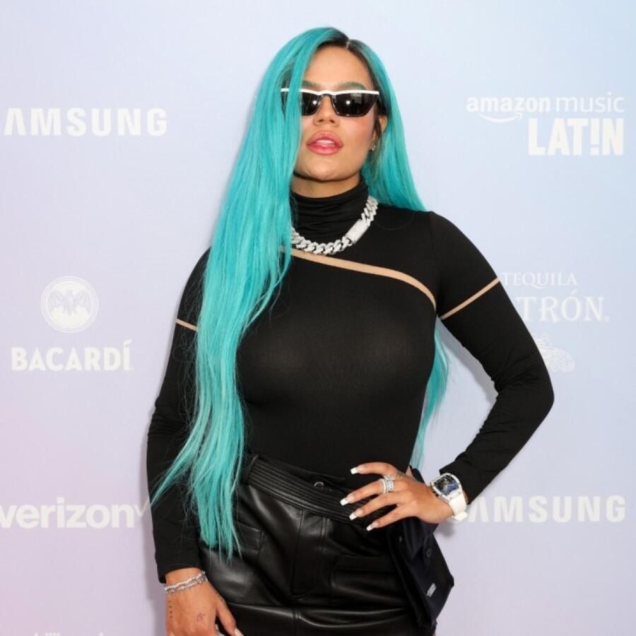 Karol G en la Billboard Latin Music Week 2021