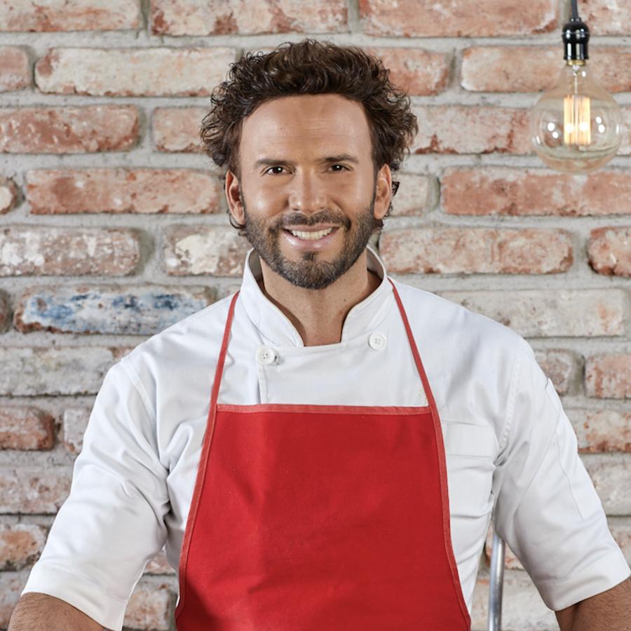 Chef Alfredo Oropeza de Un Nuevo Día