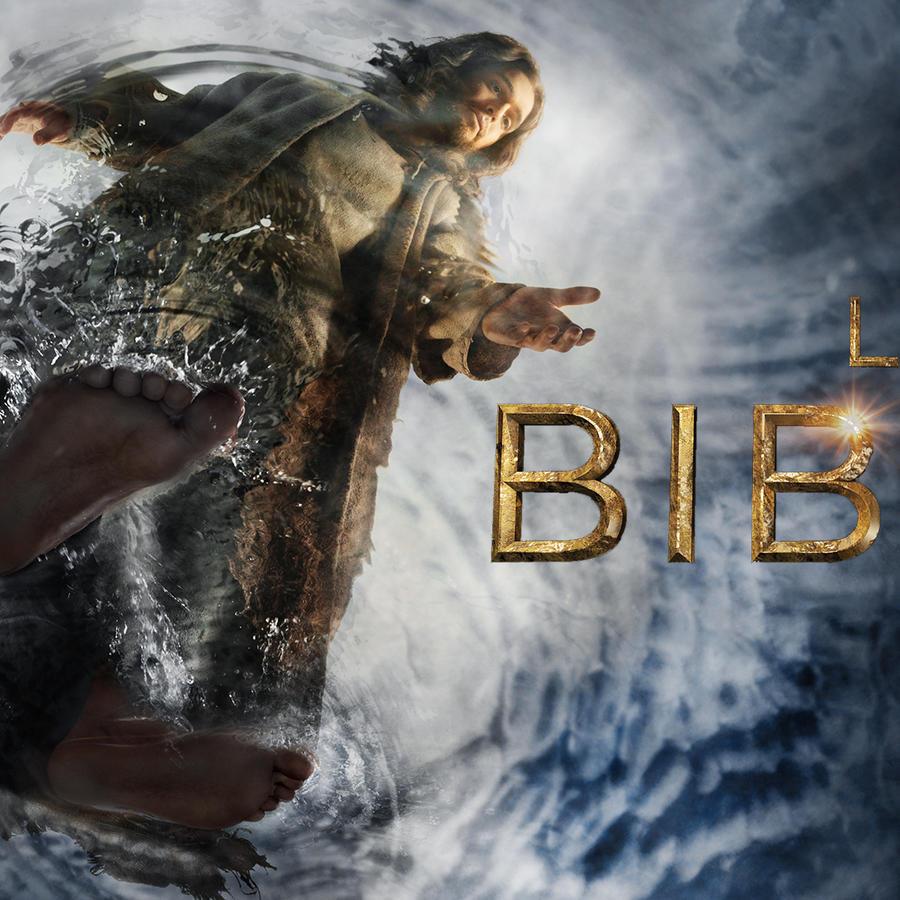 Imagen promocional de La Biblia