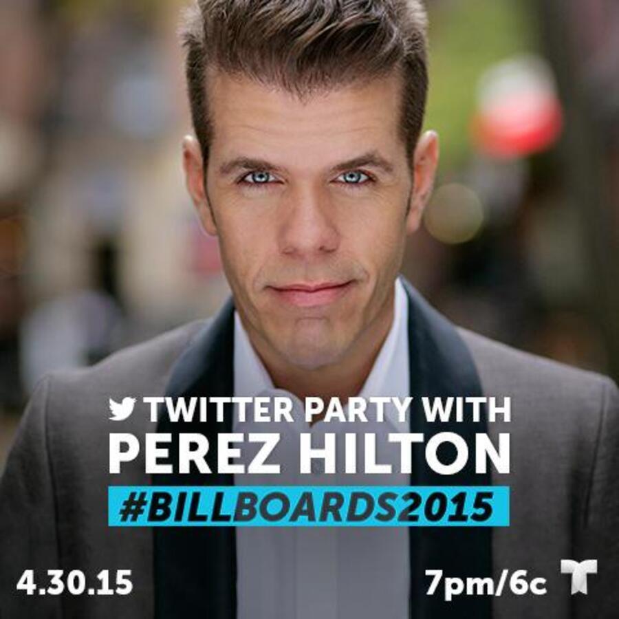 Perez Hilton twitter party