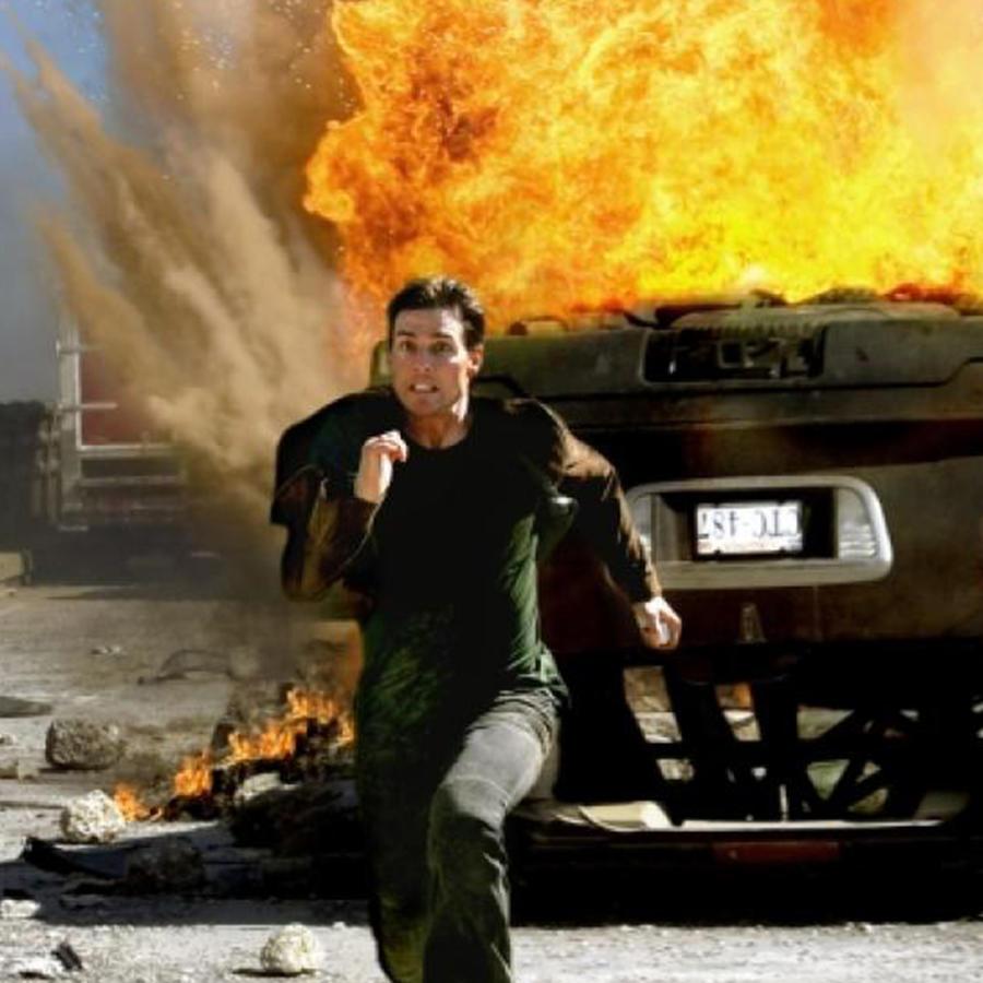 Las mejores escenas de Tom Cruise corriendo en el cine