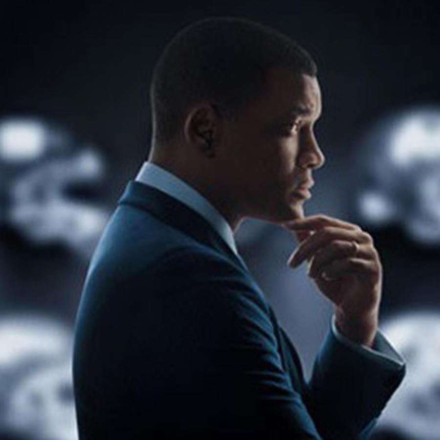"""Foto de Will Smith en """"Concussion""""."""