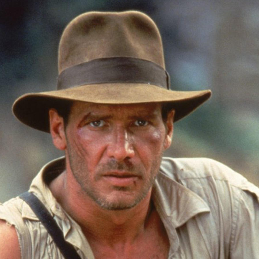 Nadie podrá reemplazar a Harrison Ford en Indiana Jones.
