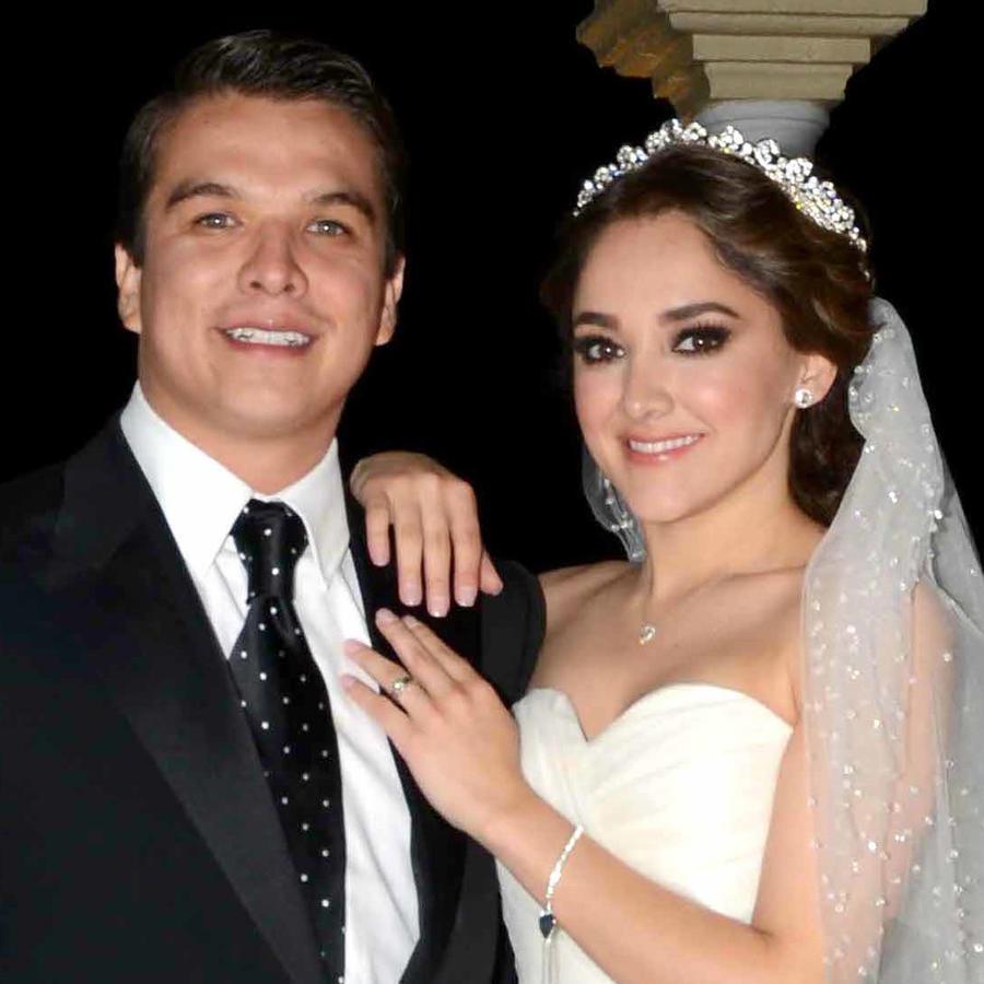 Sherlyn y Gerardo Islas