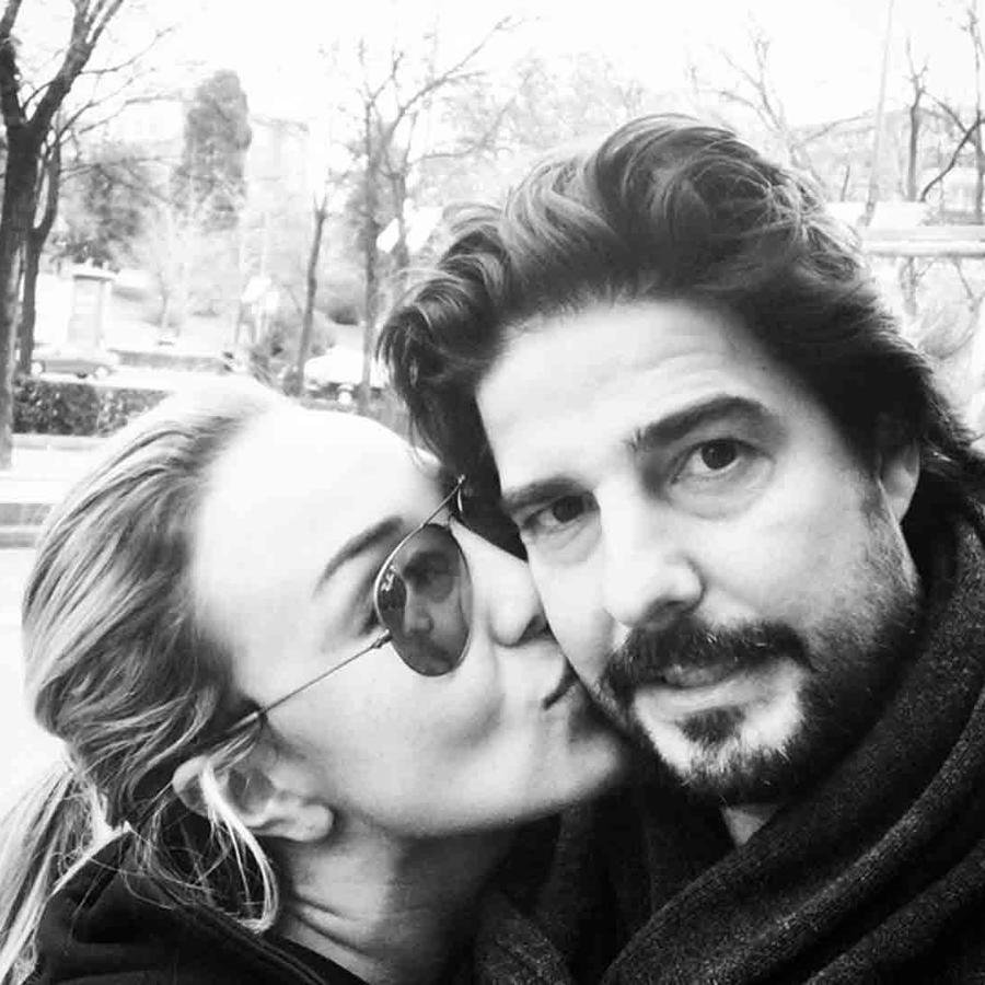 Jorge Monje y Catalina Campillo