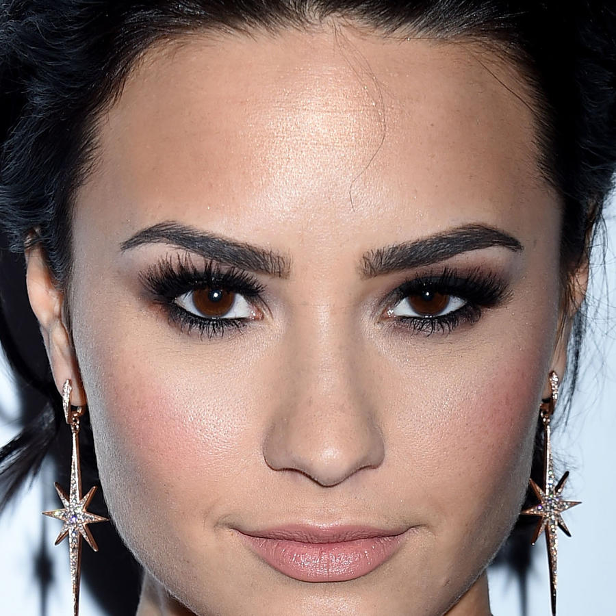 Demi Lovato en la presentación de Stella McCartney 2016