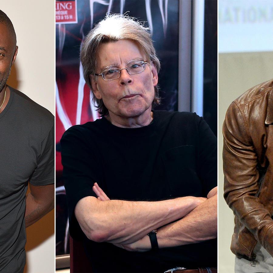 "Stephen King anuncia filme ""Dark Tower"" con Matthew McConaughey e Idris Elba"