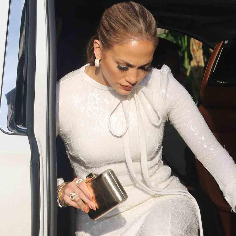 Jennifer Lopez en The Daily Front Row Fashion Los Angeles Awards 2016