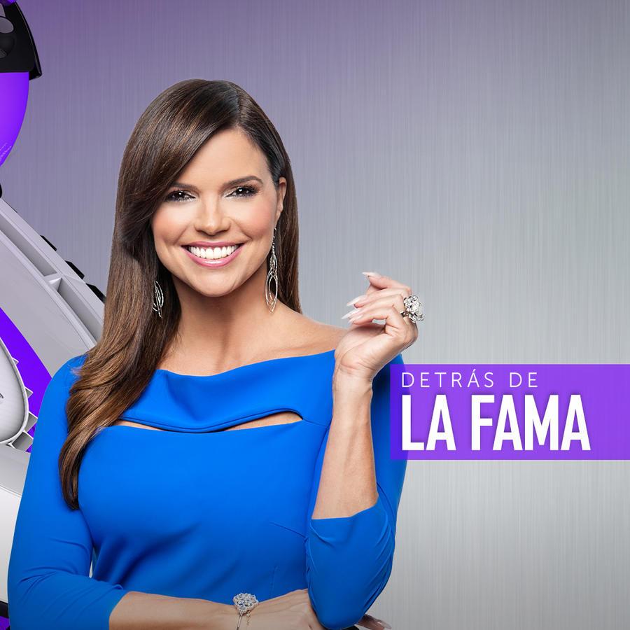 """Rashel Díaz en """"Detrás de la Fama"""""""