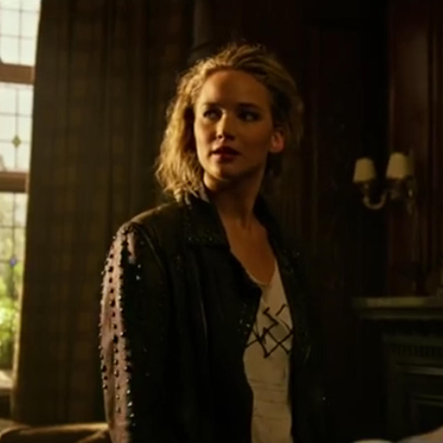 """Jennifer Lawrence en """"X-Men: Apocalypse"""""""