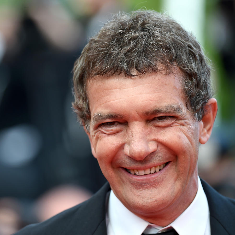 "Antonio Banderas en ""Sicario"" Premiere - The 68th Annual Cannes Film Festival"