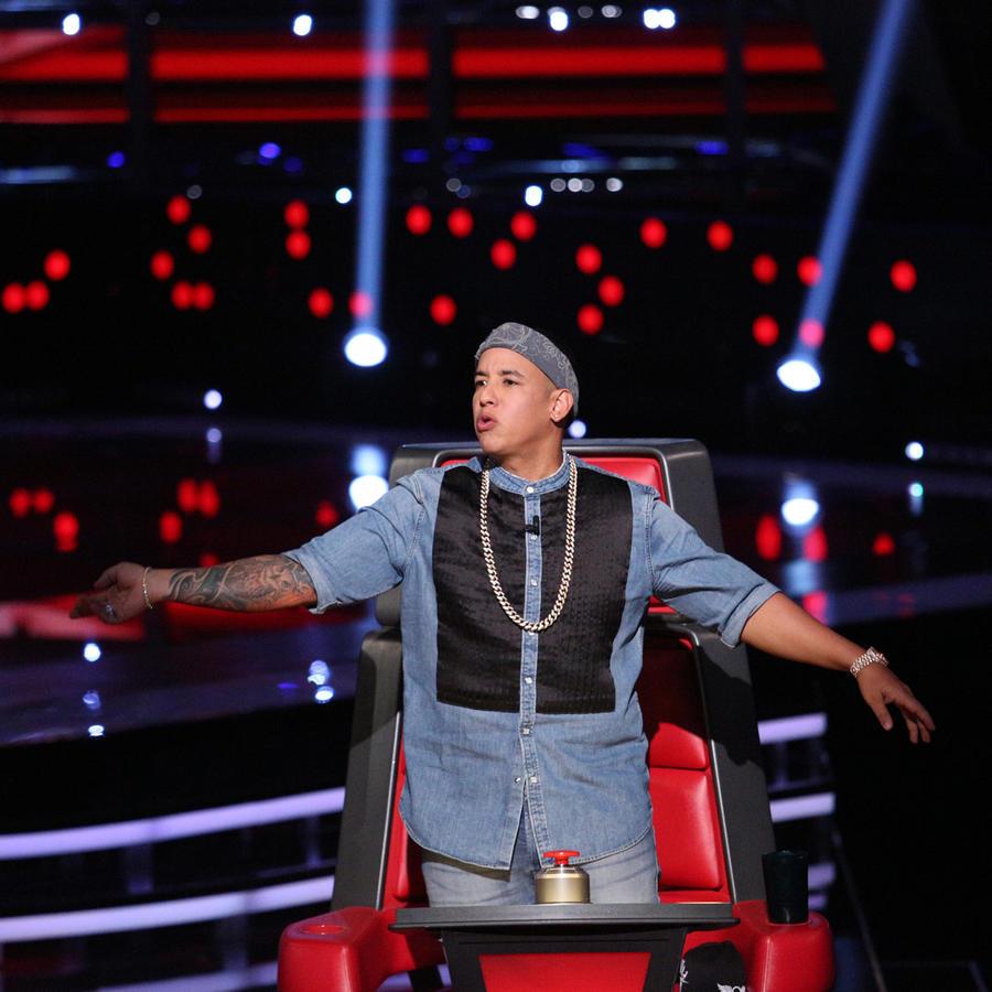 Daddy Yankee Audiciones a Ciegas La Voz Kids 2016