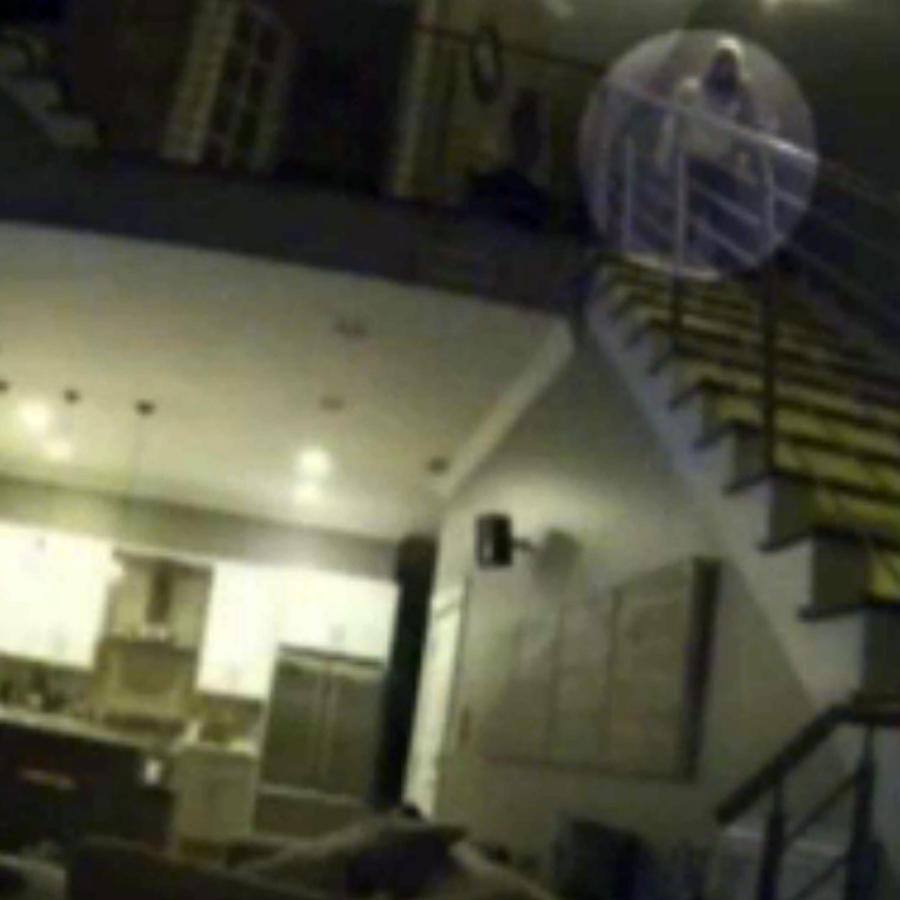 Ladrón fantasma aparece en una casa en Chicago