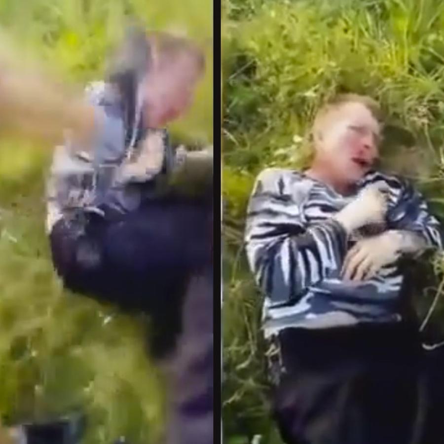 Grupo de jóvenes ataca a un pedófilo y regresa al día siguiente para matarlo (VIDEO)