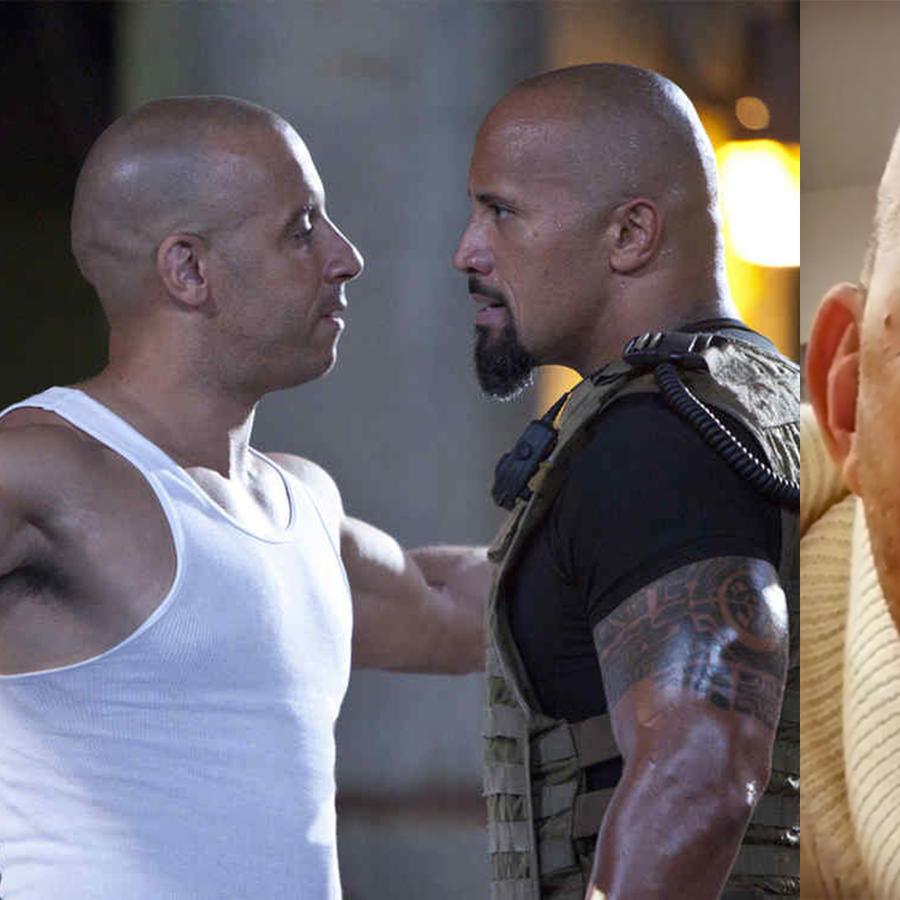 Vin Diesel vs Dwayne The Rock Johnson