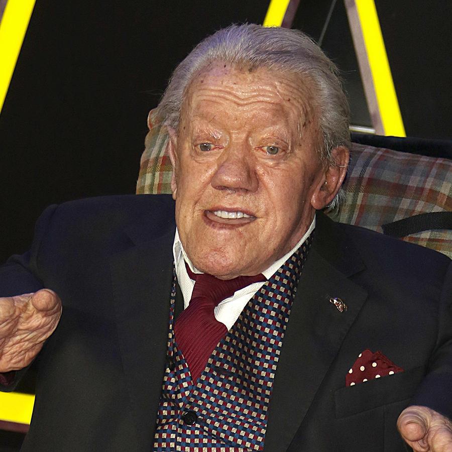 """Falleció Kenny Baker, el actor que dio vida a R2-D2 en """"Star Wars"""", a los 91 años"""