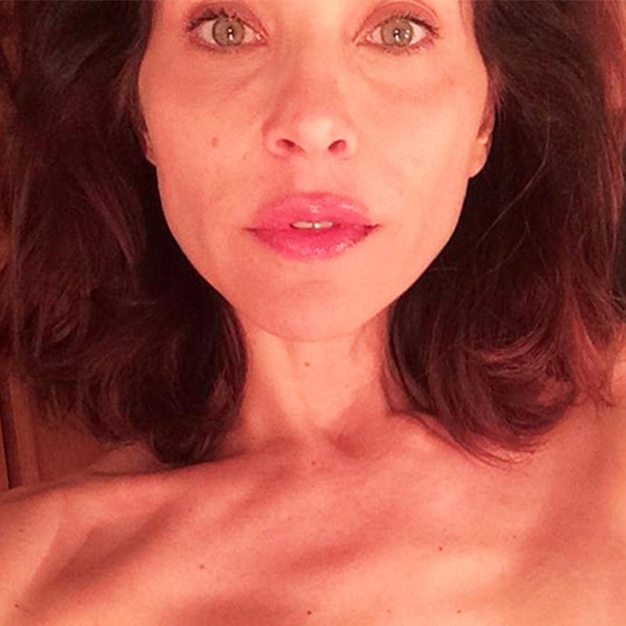 Lorena Meritano-Cicatriz cáncer de seno
