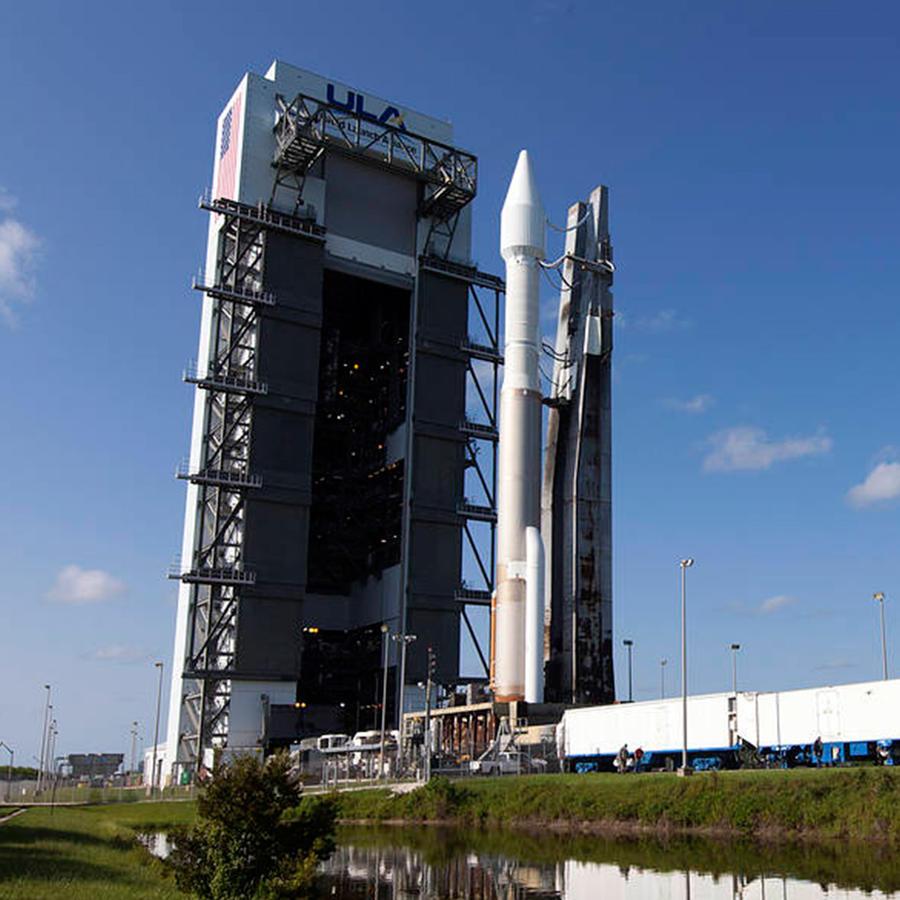 Cohete encargado de impulsar el OSIRIS-REX (Resource Identification, Security-Regolith Explorer), la primera misión de EE.UU. para tomar muestras de un asteroide, recuperar, al menos, material de la superficie y volver a la Tierra para su estudio