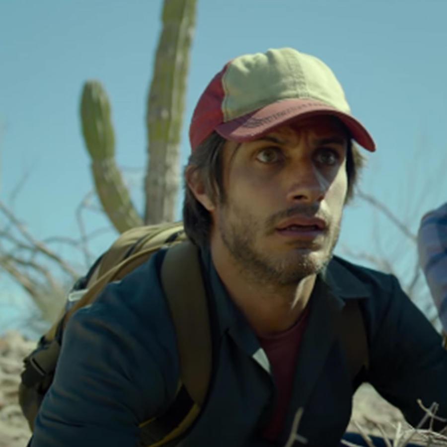 Gael García Bernal en Desierto