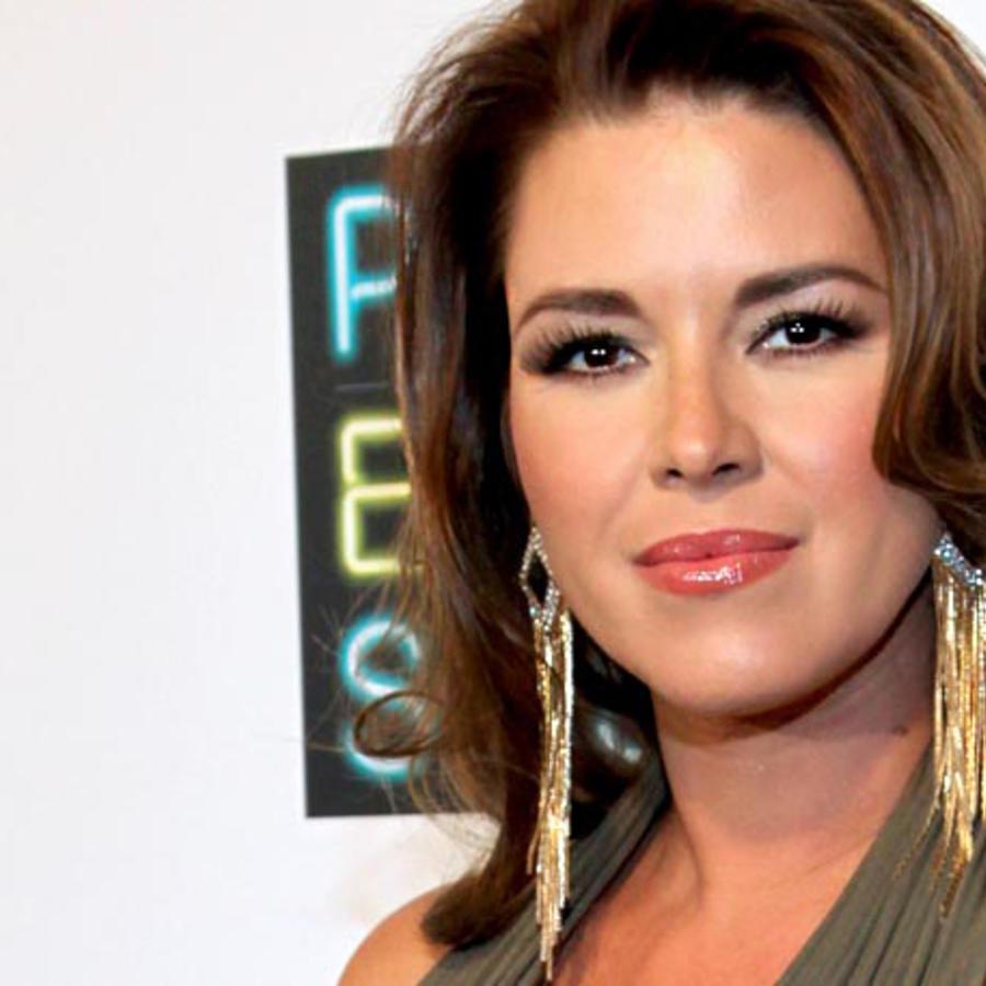 Alicia Machado, actriz y ex Miss universo