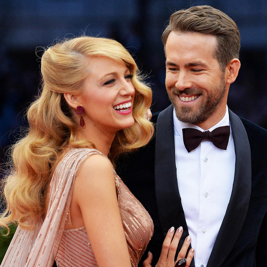 Blake Lively y Ryan Reynolds le dan la bienvenida a su segundo hijo juntos