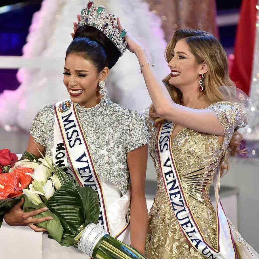 Keysi Sayago, Miss Venezuela 2016