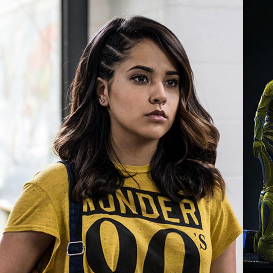 Becky G en el nuevo tráiler de la película de Power Rangers