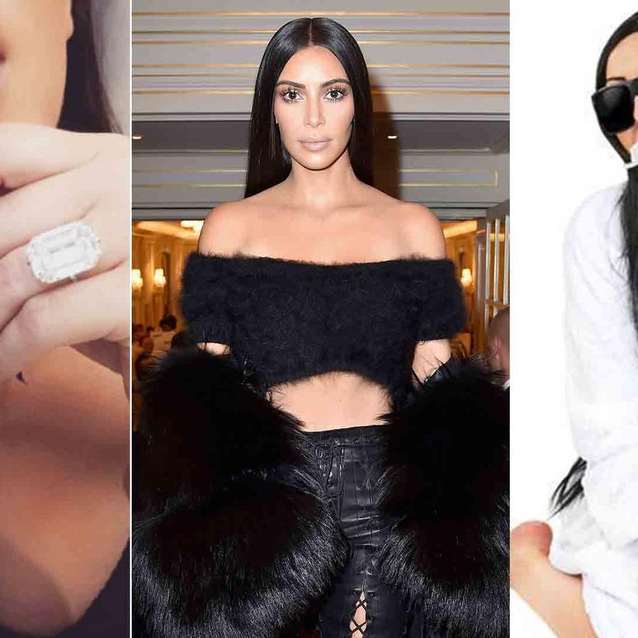 Disfraz de Kim Kardashian