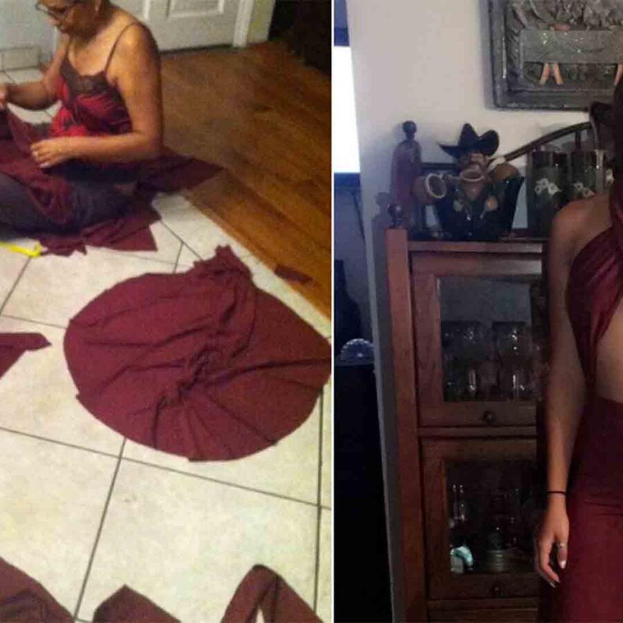 selena quintanilla dress