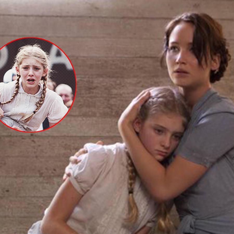 """Así de sexy luce la hermanita de Katniss en """"Hunger Games"""" cinco años después"""