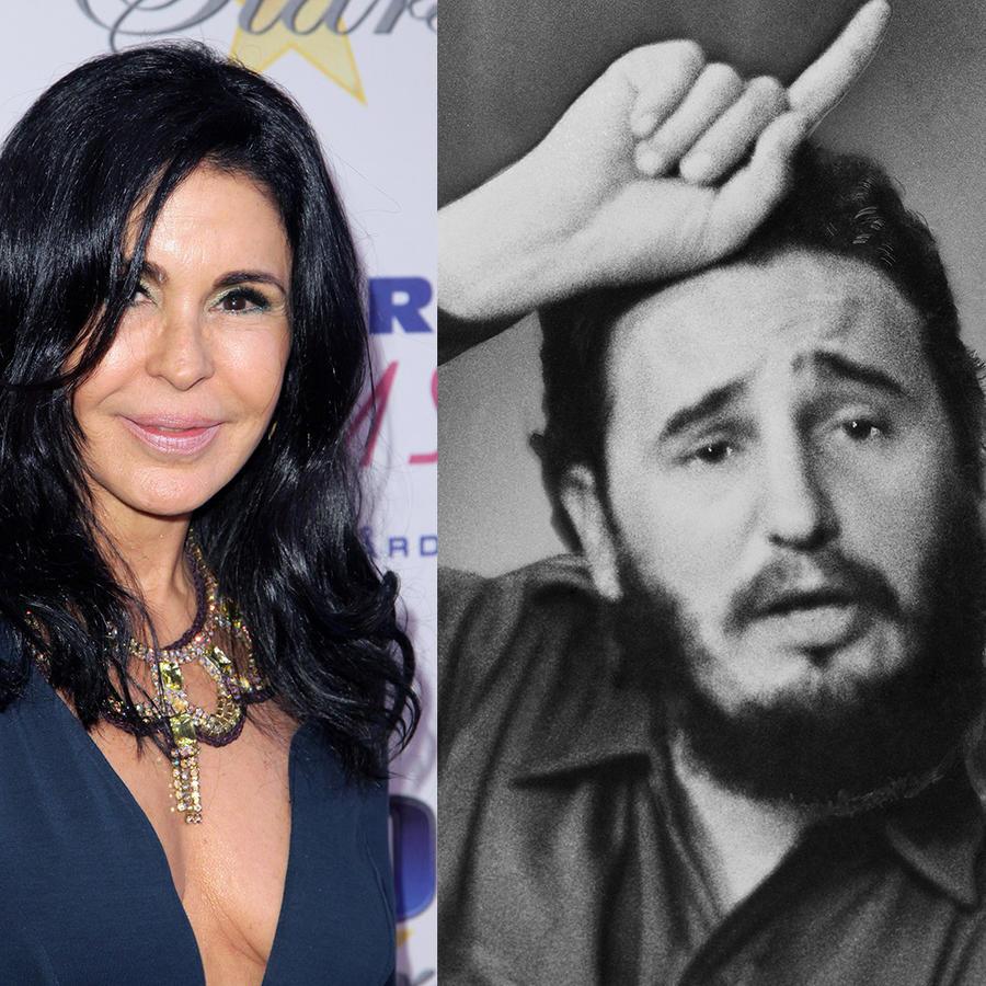 Famosos reaccionan a la muerte de Fidel Castro