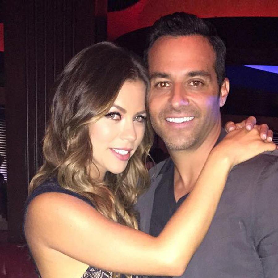 Ximena Duque y su novio Jay Adkins, club de novelas
