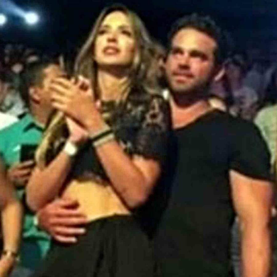 Shannon de Lima y Manuel Sosa