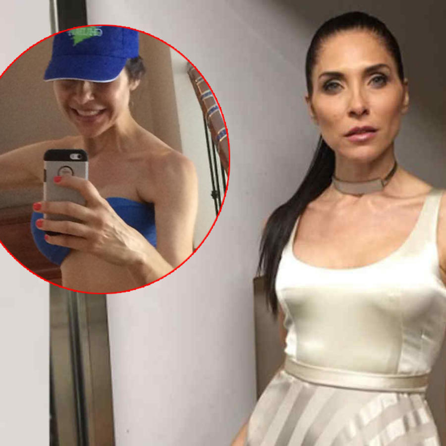 Lorena Meritano publica una foto en bikini
