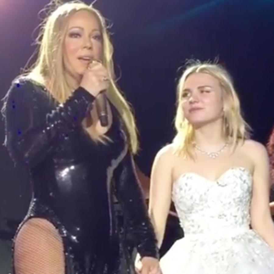 Mariah Carey canta en la millonaria boda de Irene Kogan, nieta de un magnate ruso