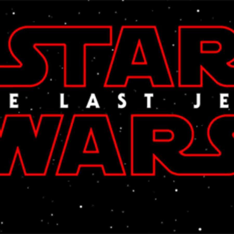 "Póster de ""Star Wars: The Last Jedi"""