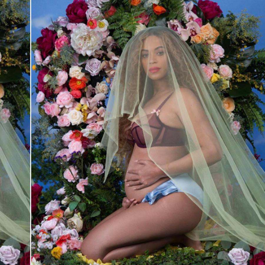 Beyoncé está embarazada de gemelos y la gente en internet se volvió loca