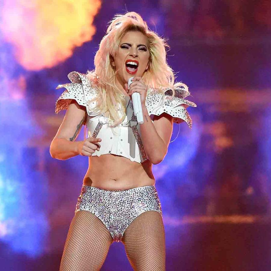 Lady Gaga en el Super Bowl 2017