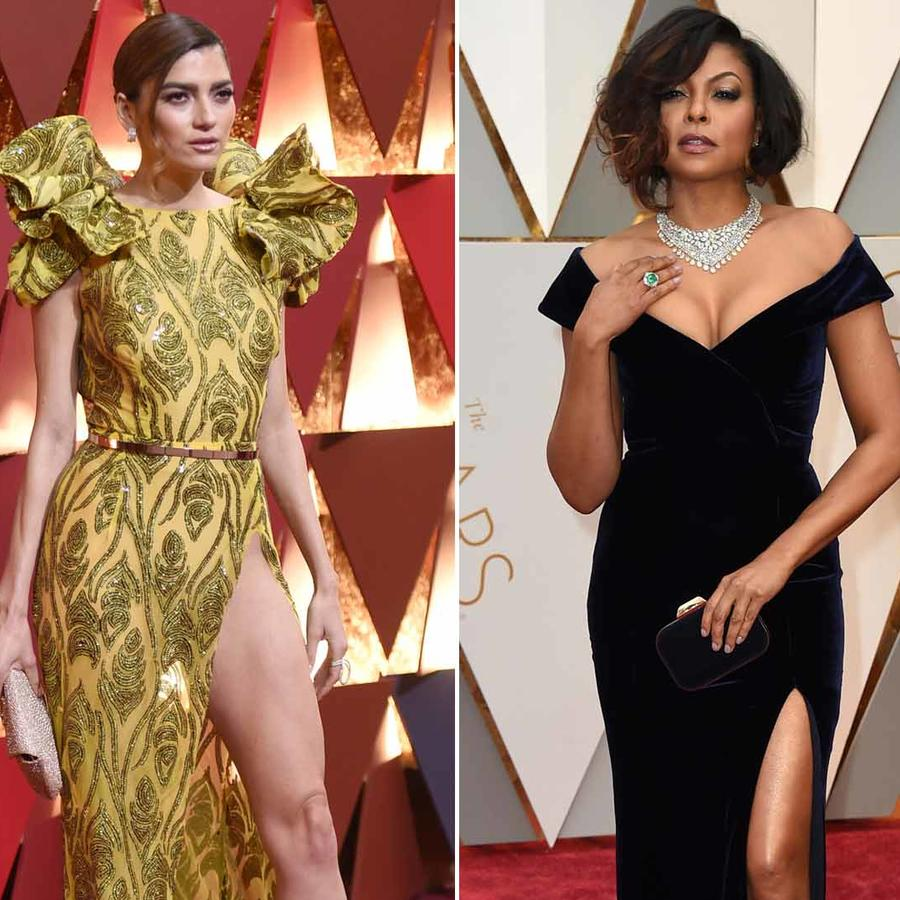 Looks sexis Oscars 2017
