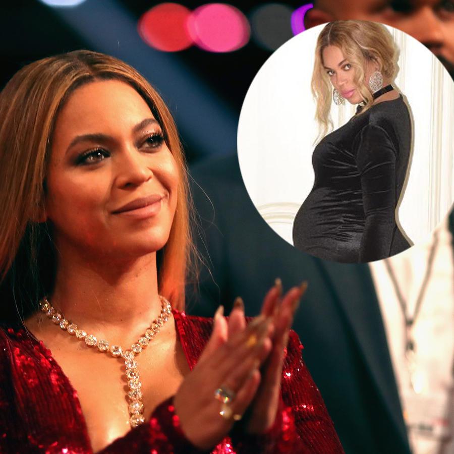 Beyoncé en los Grammys 2017 y embarazo