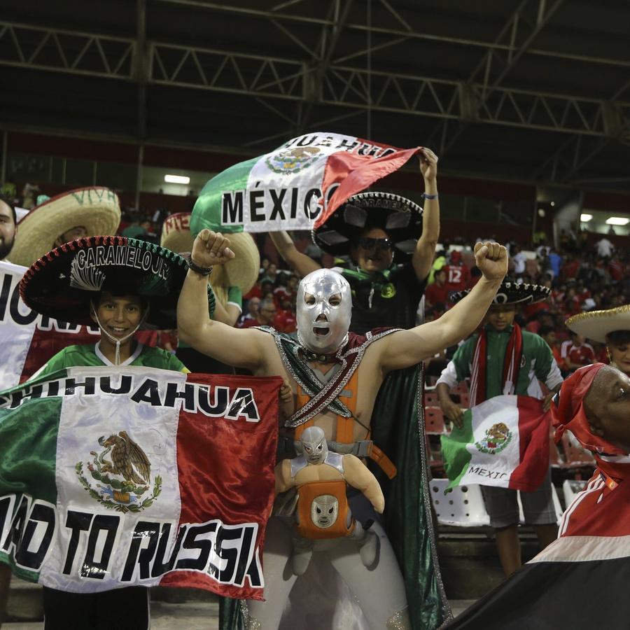 mexico hinchas futbol